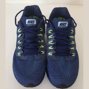 Wms Nike Zoom All Out Low Sz 9